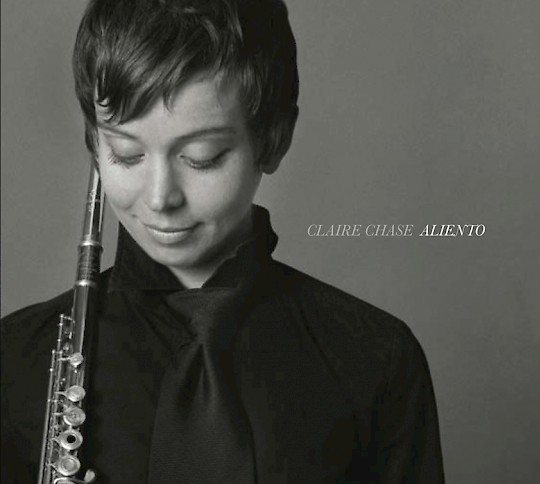 """I've always been ambiguous about the flute. But Chase is doing for classical music what Nicole Mitchell has done for jazz in my mind—making me realize that in the right hands (and I guess with the right lips) the flute can kill it."" — Peter Margasak, Chicago Reader ( Read More )"
