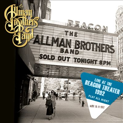 Allman Brothers Band - Live at the Beacon theater 1992