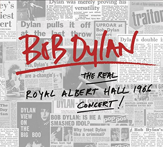Bob Dylan - The Real Royal Albert Hall Concert