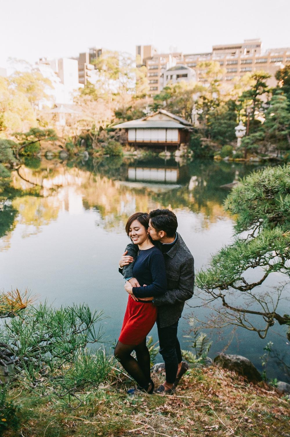 Sorakuen Garden Cocoro and Kazuya 12.jpg