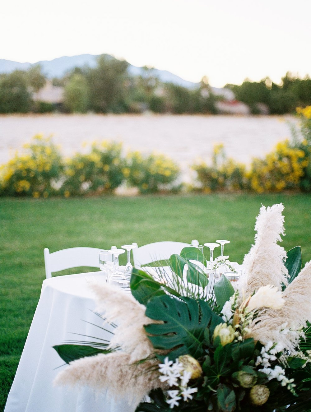 Phi and Alannas Backyard Wedding in Palm Springs California 31.jpg