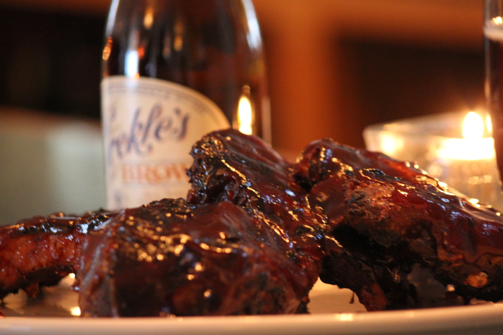 Our Famous BBQ Ribs!!! Mmm delish!