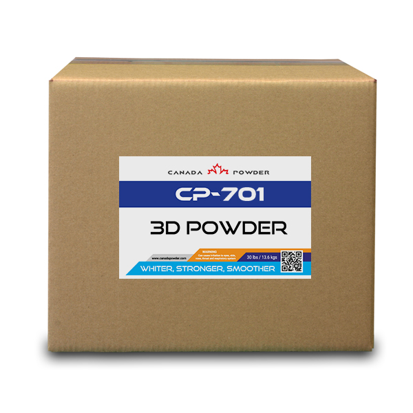 3D Modelling Powder
