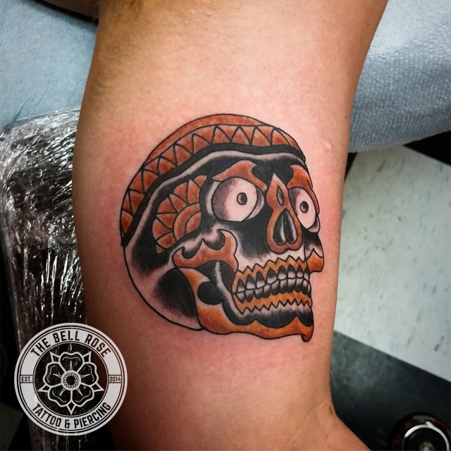 Ted coburn tattoo shops i the bell rose tattoo for Best tattoo artist in alabama