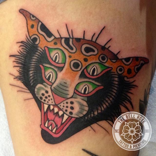 AJ LUDLOW — Tattoo Shops I The Bell Rose &amp Piercing Daphne