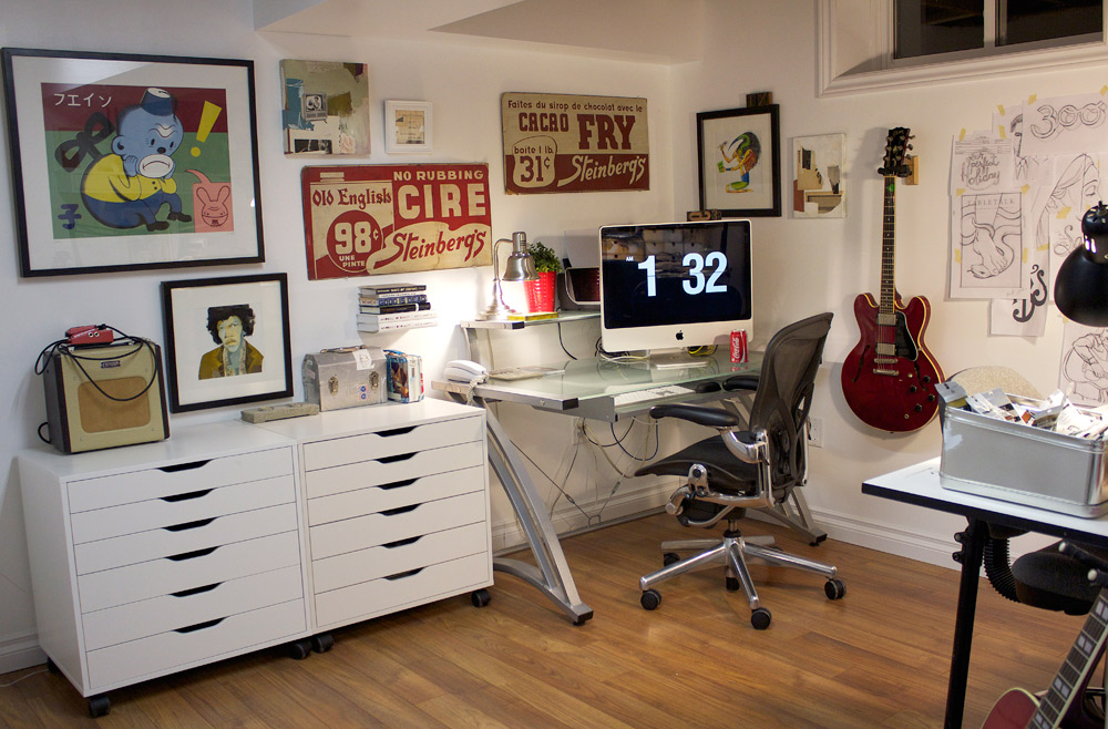 Ordinaire Graphic Design Home Office Home Design Ideas