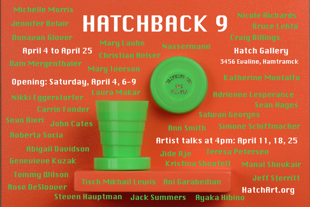 Group Exhibition @ Hatch Art