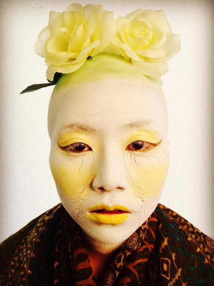 MUA: Sifan Lee (Min)   Model: Jessica Lai    Photo:  Sifan Lee (Min)