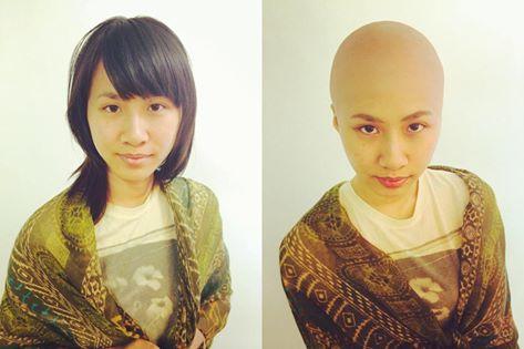 MUA: Sifan Lee (Min)   Model: Alice Chen   Photo:  Sifan Lee (Min)