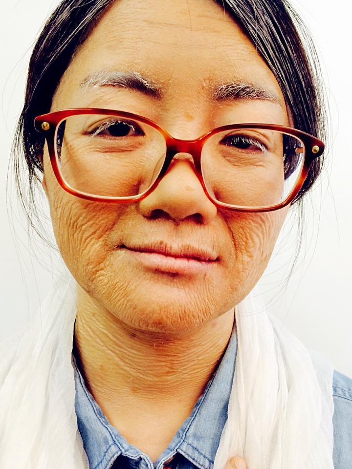 MUA: Sifan Lee (Min)   Model:   Photo:  Sifan Lee (Min)