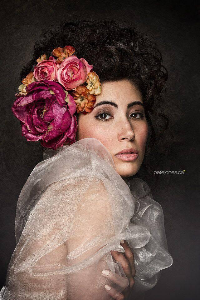 Makeup: Sifan Lee (Min) Hair: Angelina Celeste Model: Tiffany Faltermeier Photo: Pete Jones