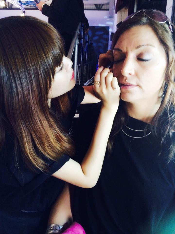 Makeup artist & Fashion Designer - Sifan Lee (Min Lee)
