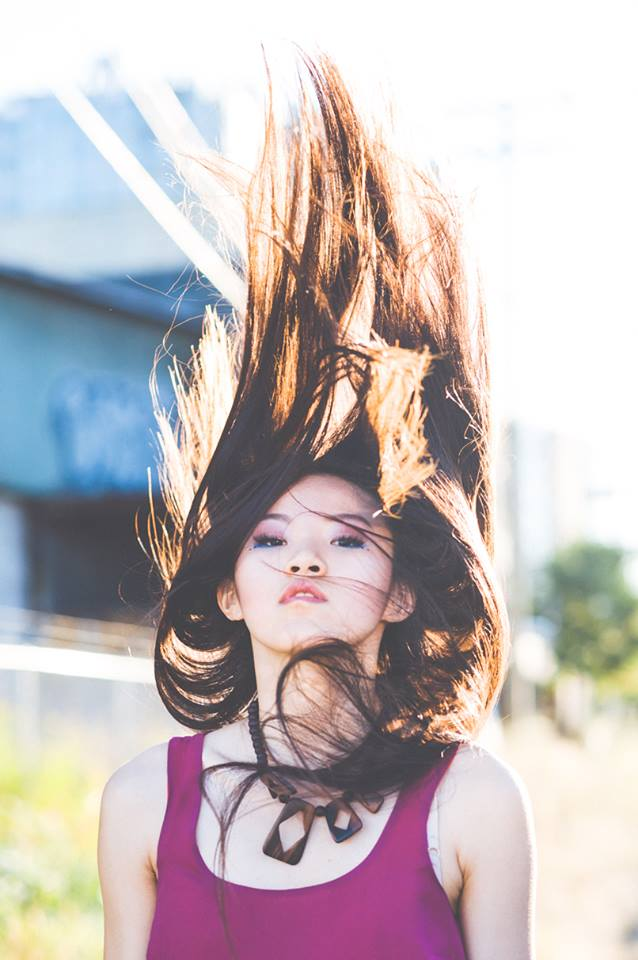 MUA: Sifan Lee (Min) Model: Shirley Lei Photo: Johnny Liu