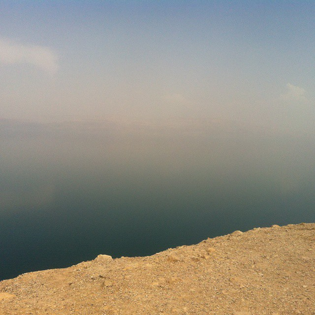 The #deadsea taken spring 2013 while on our first shooting trip to #israel