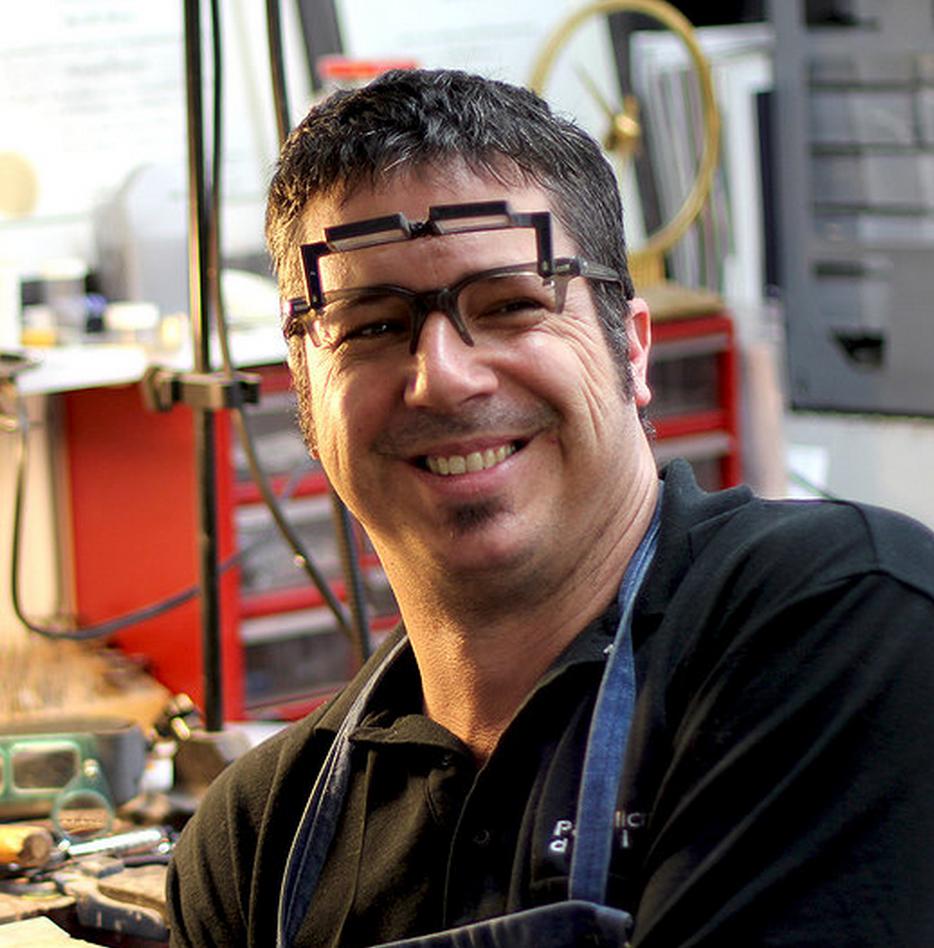 Paul Bierker | Jeweler, Paul Michael Design