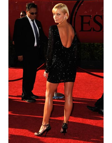 Jamie Pressly ESPY Awards