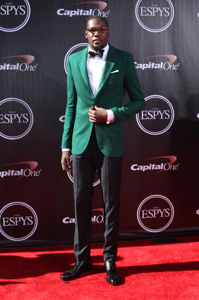 Kevin Durant ESPY Awards