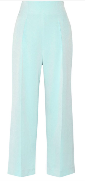 flare crop pant