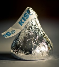 Hershey Kiss