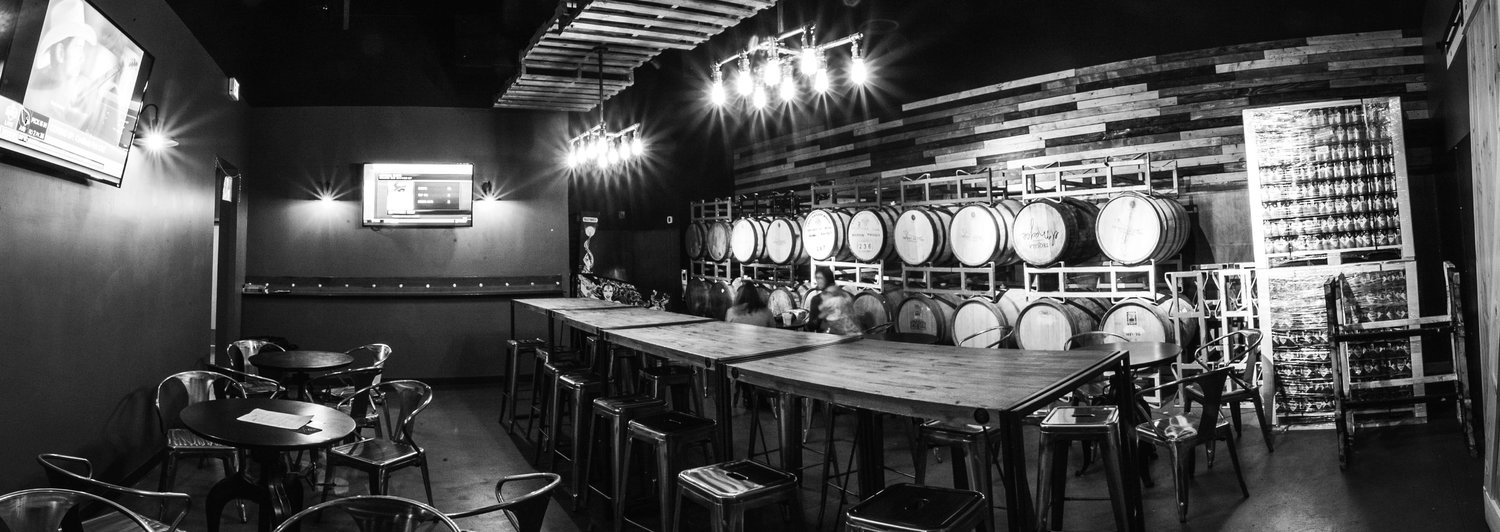 Private Party Event Space — Liquid Mechanics Brewing Co.