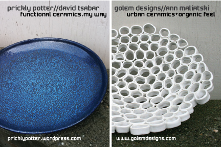 Invitation to Golem Designs' Open Studio