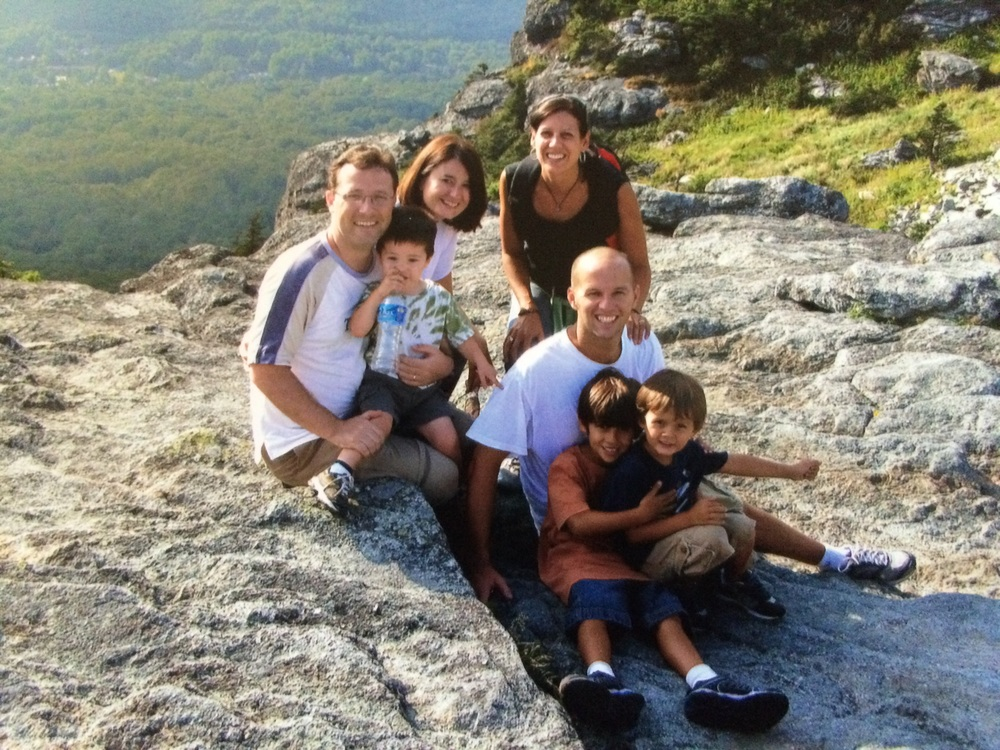 Quite a while ago, at Grandfather Mountain, NC