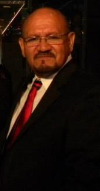 Obispo David O. Mata