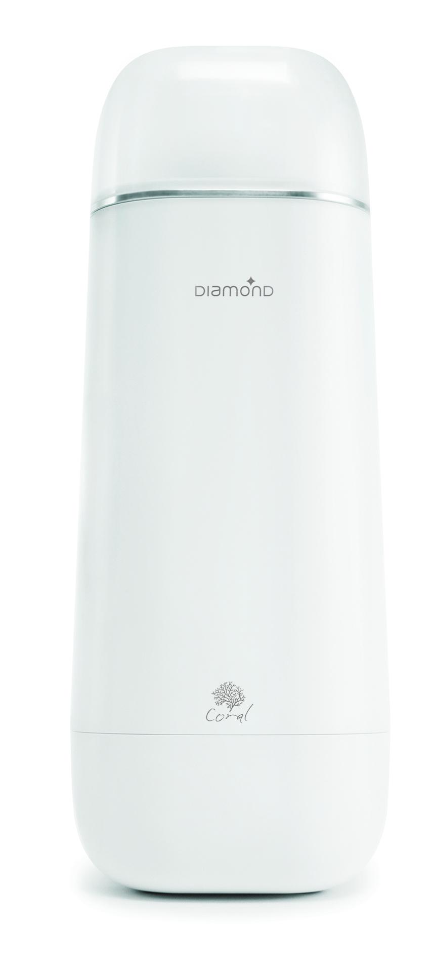 Diamond coral mini water filter
