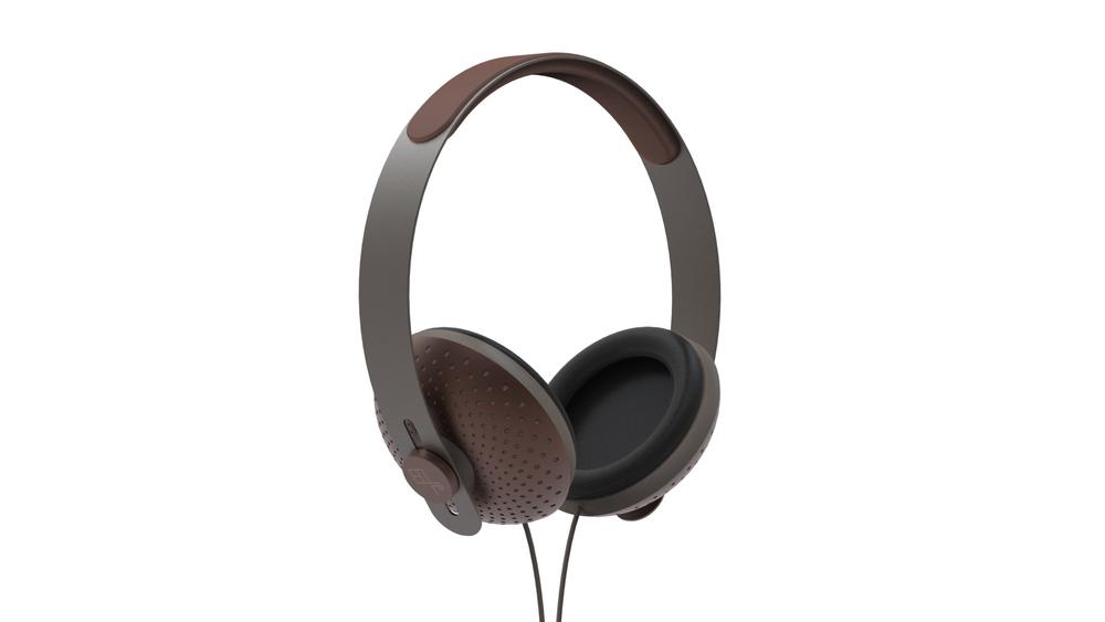 eops tech brown headphone