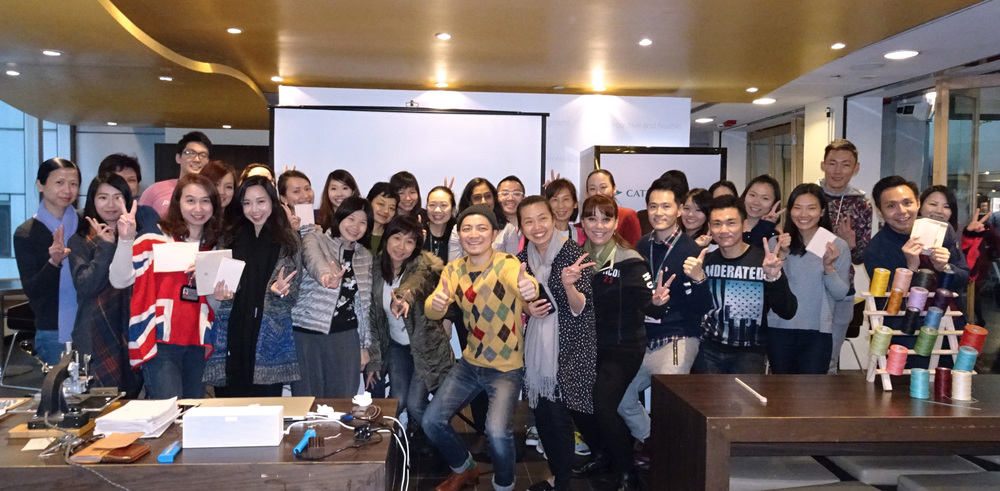 cathay pacific staff training