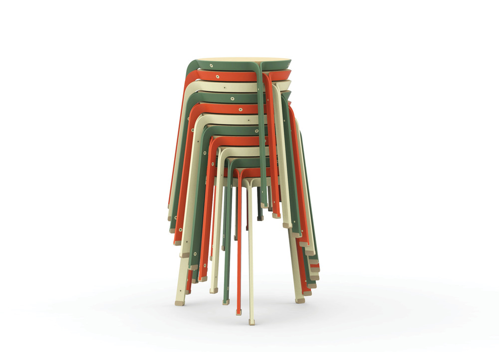 Stackable Dong stools