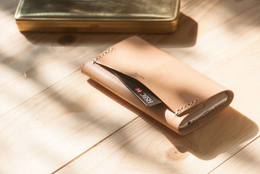 Case and cardholder in one