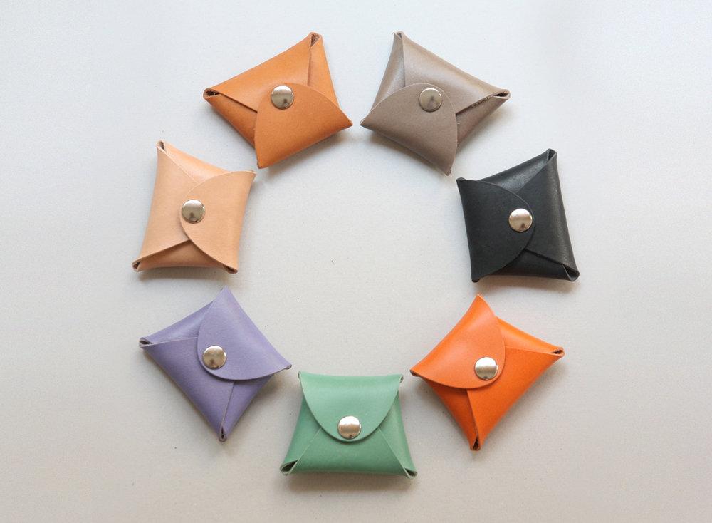 KONCEPT coin purses