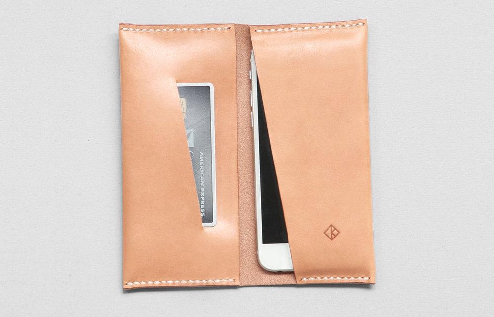 iPhone wallet