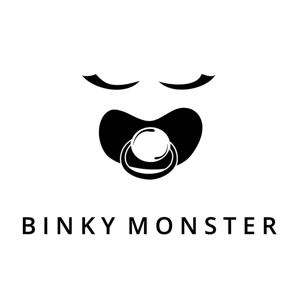 Official Binky Monster, LLC logo