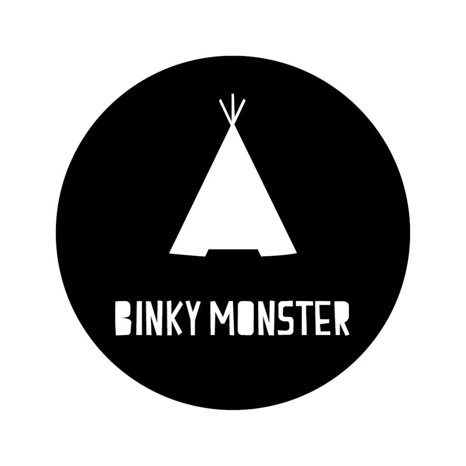 Binky Monster Woodland Collection Icon
