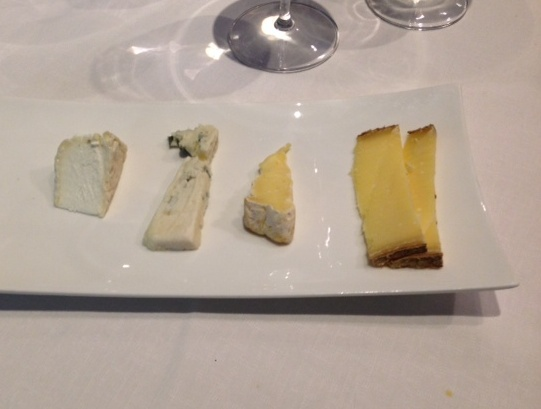Bordier Cheese: Chevre, Bleu, Camembert, Comte