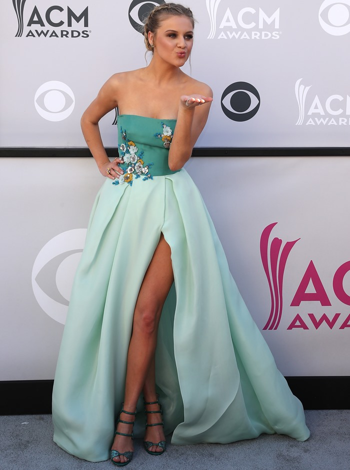 Kelsea Ballerini, ACM Awards, 2017