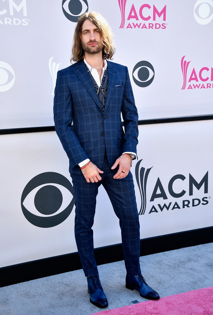 Ryan Hurd, ACM Awards 2017