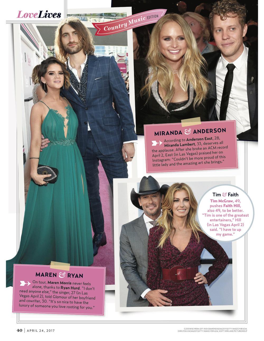 Us Magazine: Ryan Hurd featured