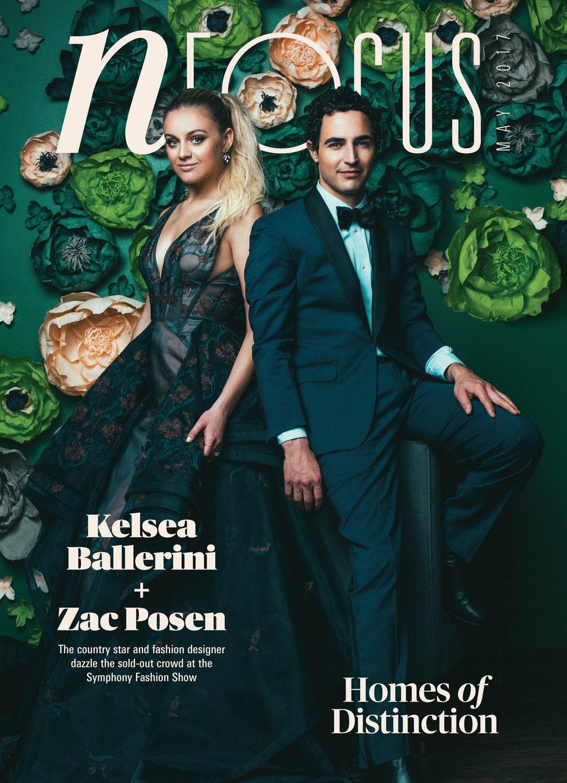 N Focus Magazine, 2017, Cover, Kelsea Ballerini