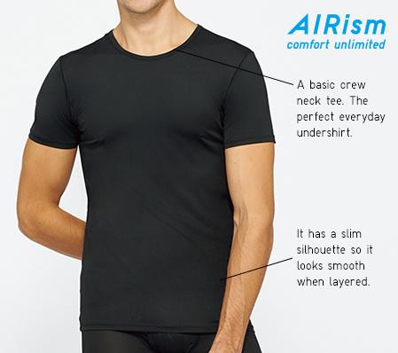 Airism shirt