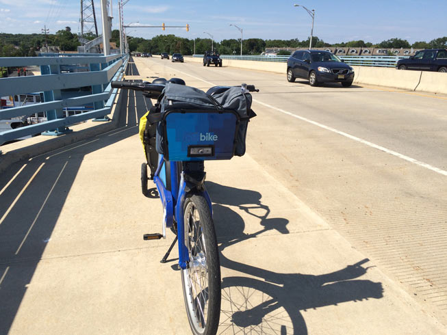 Bridge to Point Pleasant Beach