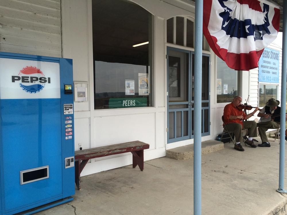 Peers Store in Peers, Missouri