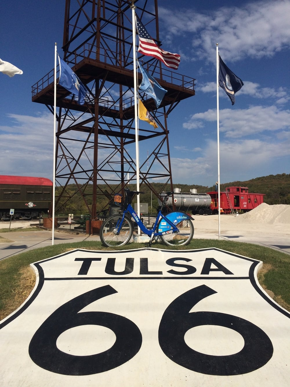 With fewer than 100 miles to the Pacific, Tulsa looks likely to capture the title for my favorite place.