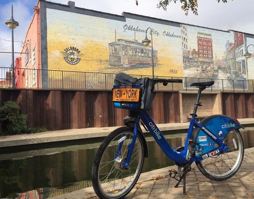 Oklahoma City Countri Bike