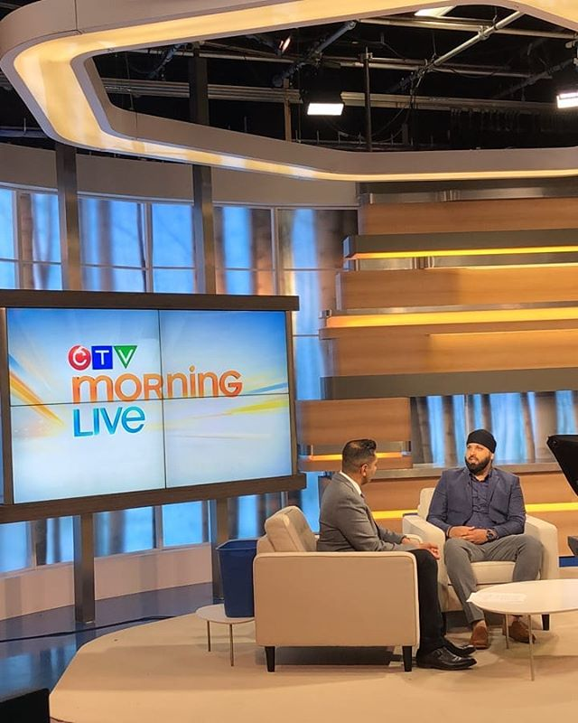 A BIG thank you to @ctvmorningwpg for the opportunity to come on the show to speak about seasonal allergies and promote Naturopathic Medicine this morning. For some, 4 minutes on live television may not be a big deal, but for those who truly know me, this pushed me outside my comfort zone and had so many of my loved ones beaming with pride today.  In case you missed it: https://winnipeg.ctvnews.ca/mobile/ctv-morning-live/morning-archive . . Only because I got a few compliments on the outfit: Shirt: @ted_baker  Pants: @brunnstengade Blazer: @selected_official Shoes: always @kennethcole  Shout out to my tailor Tam Nguyen for always treating me like a VIP.  #wednesdayvibes #morningnews #ctv #ididit #allergyseason #allergies #runnynose #itchyskin #antihistamine #vitaminddeficiency #stayhydrated #justdoit✔️ #beconfident  #shareknowledge #stayfresh #crushit #ontothenext # #punjabi #sikh  #nutritionalmedicine  #herbalmedicine #naturopathicdoctor #winnipeg #manitoba