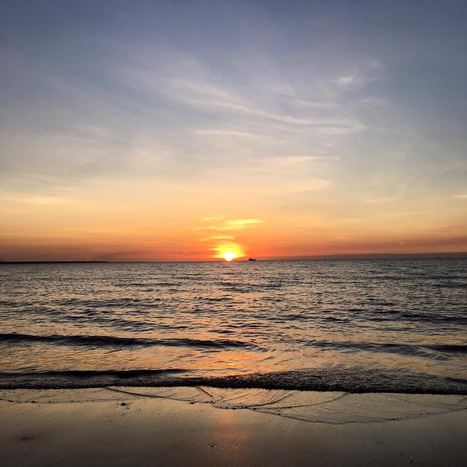 (Mindil Beach, Darwin)