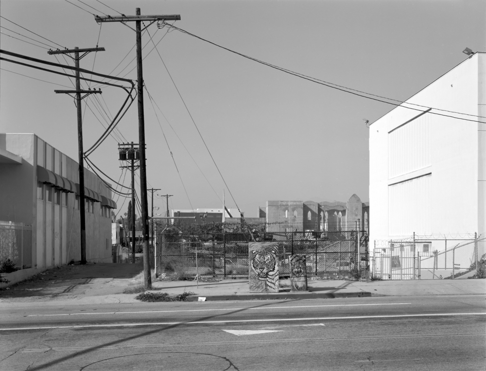 Beverly Blvd, Koreatown L.A. 2011
