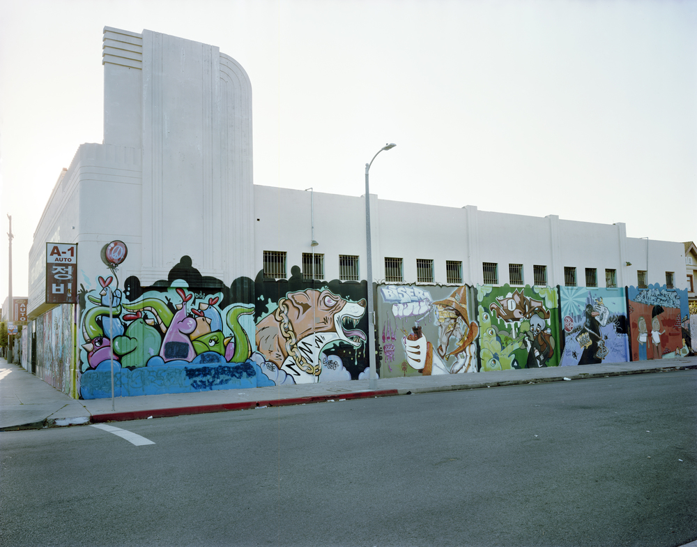A-1 Auto, West Adams, L.A. 2013